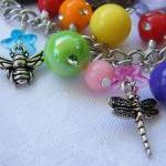 The Birds & The Bees Charm ..
